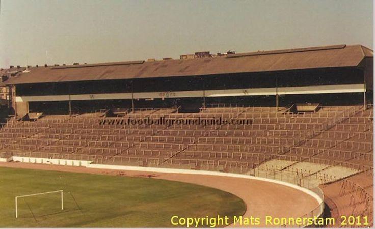 Hampden Park, North Stand c1976