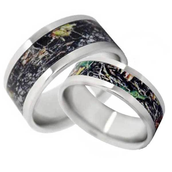 76 best Camo Wedding Rings images on Pinterest Camo rings Camo
