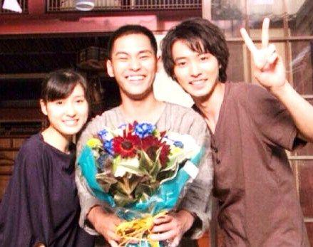 """Tao Tsuchiya x Yuya Yagira x Kento Yamazaki, the final ep, J Drama """""""