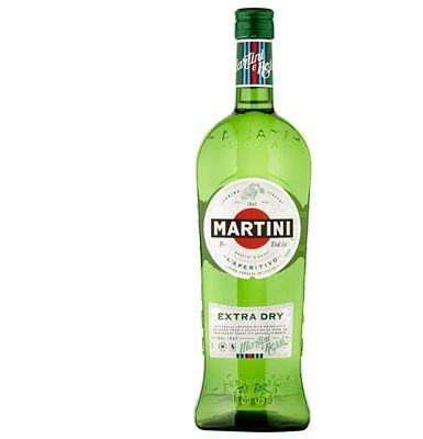 Martini Extra Dry Martini produces its vermouths near Asti in Italy. From the German word Wermut™ meaning wormwood (an important ingredient) a secret recipe of herbs and spices are macerated in white wine which is fort http://www.MightGet.com/january-2017-13/martini-extra-dry.asp