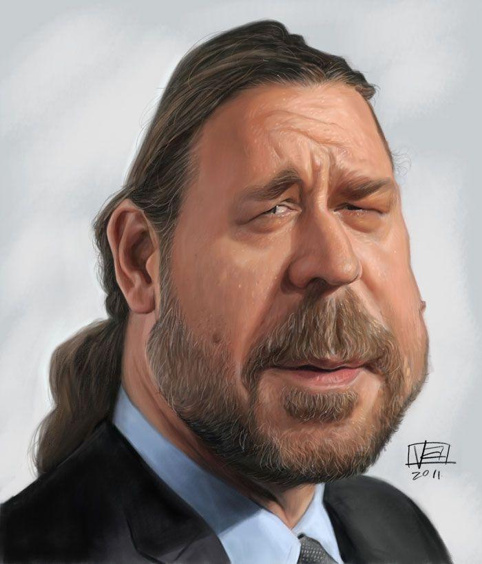Caricaturas de famosos * Mirá todas las #caricaturas aquí: http://9musas.net/caricaturas-de-famosos-4/