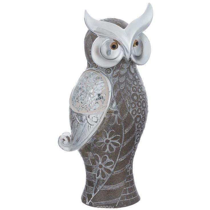 Фигурка декоративная Molento Ночная сова, высота 23 см