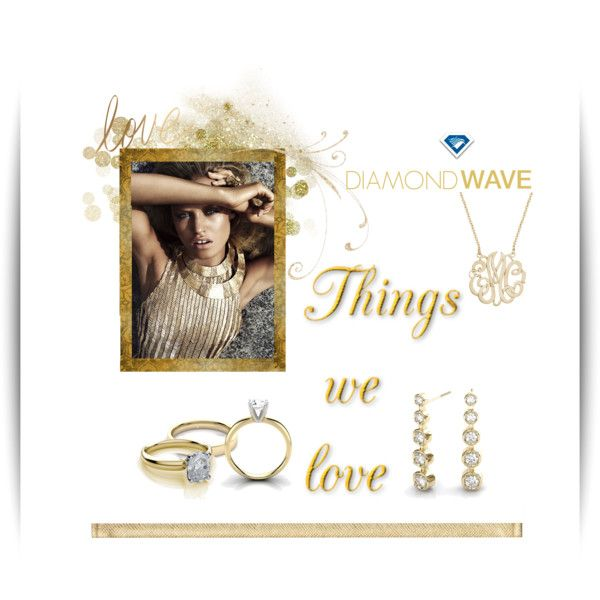 diamondwave.com by isatusia on Polyvore featuring moda and Jagger
