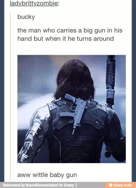 I want to point out that if he puts his hands up in a surrender position he can easily grab that gun so it's actually a great Idea. <-- Wow, great idea indeed!