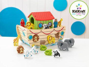 kids noah s ark shape sorter from vistastores traditional kids toys