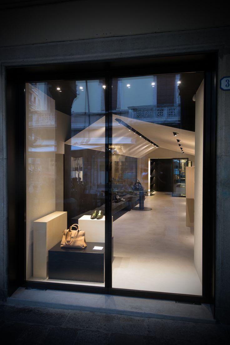 Parisotto + Formenton Architetti - Primapagina boutique, Padova, Italy