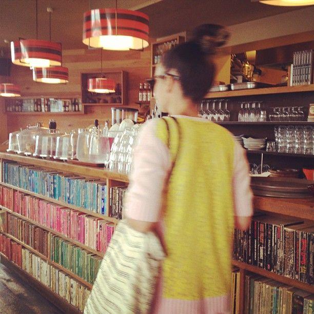 Coffe tunes at copenhagen #copenhagen#coffee#atmosphere#love