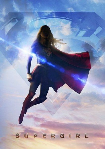 Promo Poster Surfaces for SUPERGIRL Series