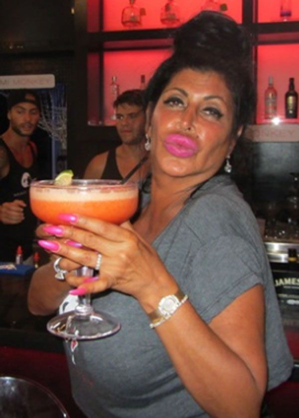 Mob Wives Big Ang Big Ang Plastic Surgery Gone Wrong