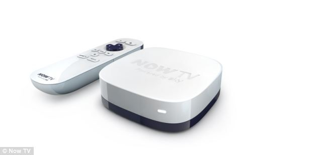 The £10 Sky box that connects ANY TV to the web and lets you watch online catch-up shows