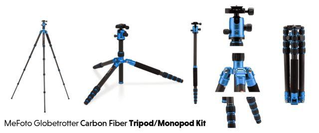 mefoto globetrotter carbon fiber tripod review, best travel tripod 2017 best budget travel tripod best travel tripod under 100 best carbon fiber travel tripod