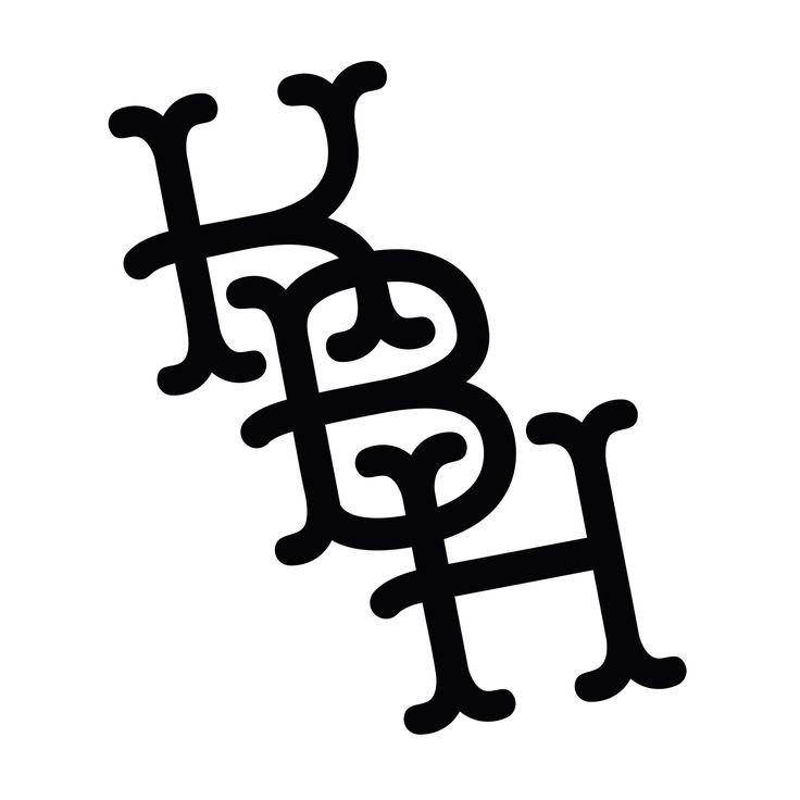 KBH logo design  www.totcph.com