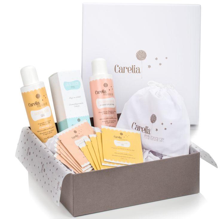 Seguimos de sorteos molones este mes de Septiembre, esta vez con unprecioso kit de Carelia, cosméticosnaturales para bebés y niños, cedido por Adaralia,