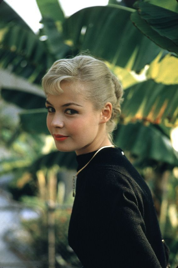 "I live with Angel she's a roadhouse queen Makes Texas Ruby look like Sandra Dee I want to love her but i don't know how I'm at the bottom in the jailhouse now."" - Rodney Crowell - via Waylon Jennings. Sandra Dee,1957; ©1978 Richard Miller"