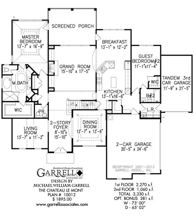 9 best Floor Plans images on Pinterest | Architecture, At home and ...