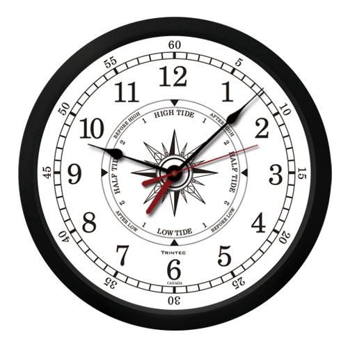 "10"" Atlantic Time & Tide Clock"