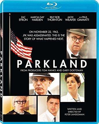 Zac Efron & Marcia Gay Harden & Peter Landesman-Parkland