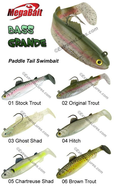 17 best ideas about best fishing lures on pinterest | fishing, Soft Baits