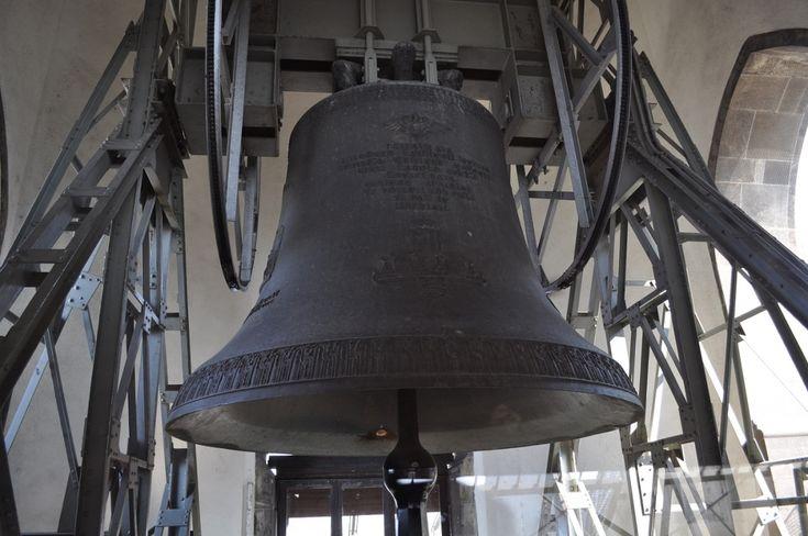 """""""Пуммерин"""" - самый большой колокола Австрии .Вена.Штефансдом."""