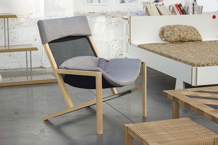 Moby Dick Armchair for Moromou furniture company