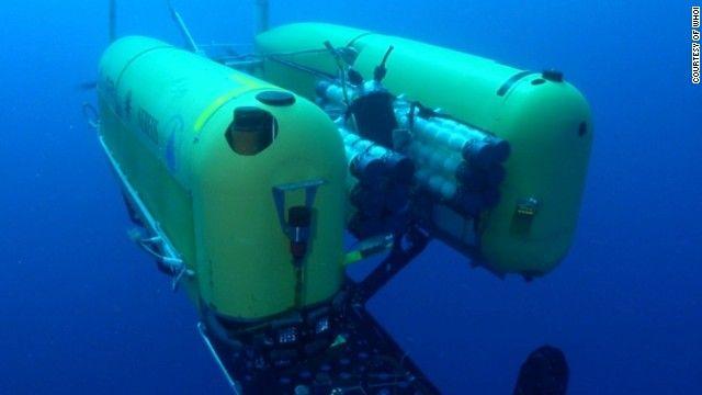 Марианская впадина. Странные переговоры были зафиксированы на глубине более 1 километра, вблизи Марианской впадины получен сигнал