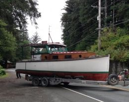 1934 27' Blanchard Cabin Cruiser by jsjpd1 http://www.boatbuilds.net/cabin-cruiser-1934-27-blanchard-build-by-jsjpd1