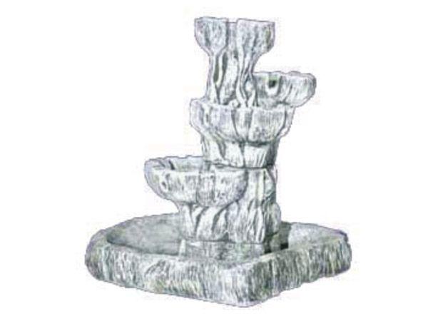 Фонтан из бетона - производство Беларусь