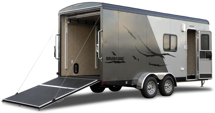 Mirage/TNT : Trailer Toy Hauler Manufacturers : Steel Toy Hauler Trailers