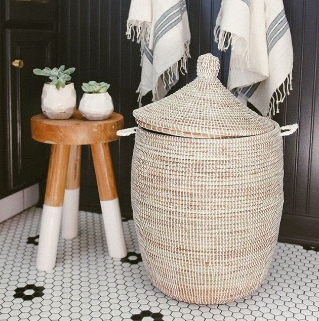 Decor Inspiration: African Baskets