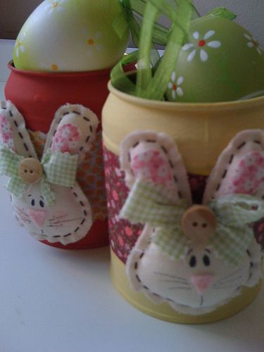 Easter Decor- Sew Fun!