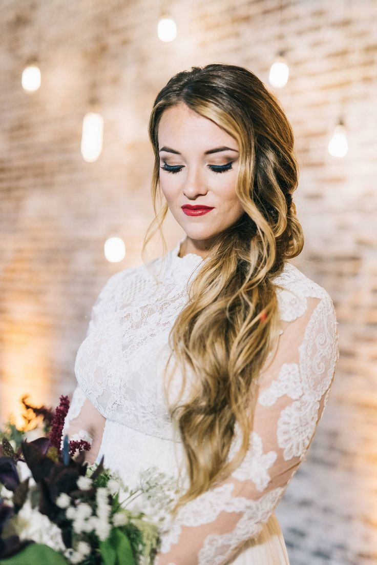 Vintage Glow Wedding Inspiration | Boise
