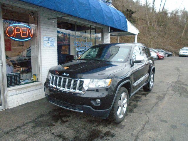 2011 Jeep Grand Cherokee Overland V8 4 Wheel Drive In 2020 Grand Cherokee Overland Used Cars Car Finance