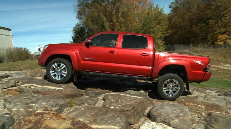 2015 Toyota Tacoma Price and Release Date
