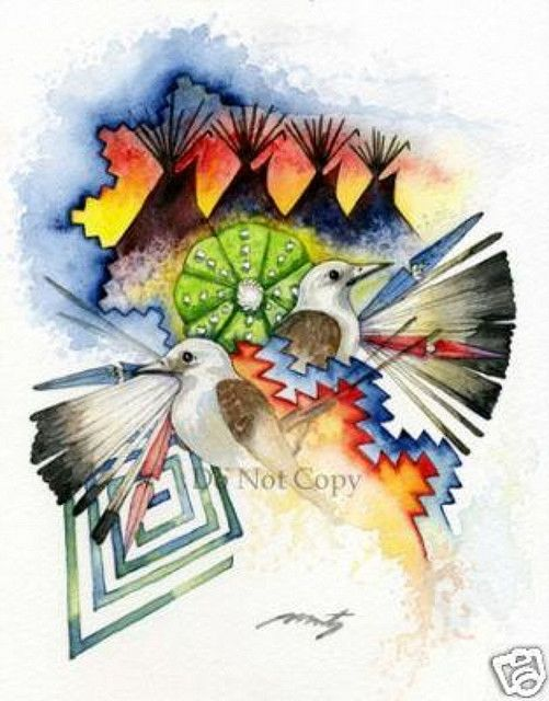 Peyote Drawings | Native American Church Peyote Ceremony
