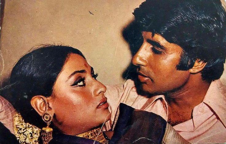 """203 Likes, 4 Comments - muvyz.com (@muvyz) on Instagram: """"#muvyz071417 #BollywoodFlashback #postcard #couplegoals #AmitabhBachchan #JayaBachchan #muvyz…"""""""