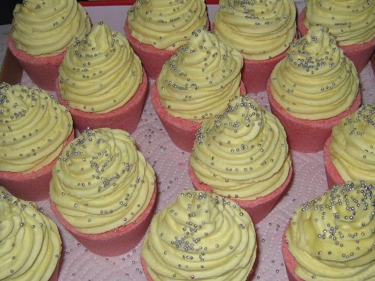badecupcakes selber machen - Rezept auf Deutsch
