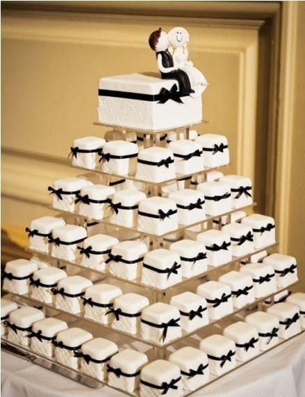 Very Cute Idea for wedding cake http://www.cgliv.com/