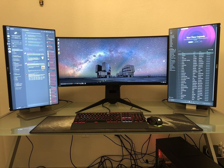 My New Ultrawide Setup Game Room Design Gaming Room Setup Home Office Setup