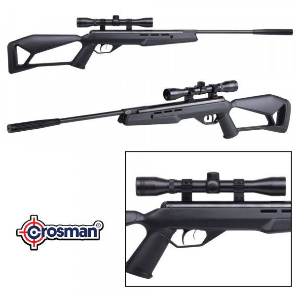 Air Rifles 178888: Crosman F4 Classic Nitro Piston  177 Cal