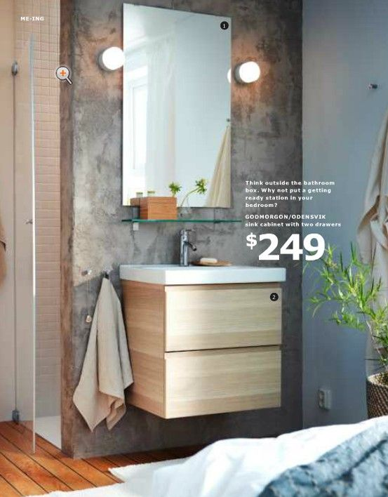 Ikea Bathroom. Liked this in person. - 25+ Best Ideas About Ikea Bathroom On Pinterest Ikea Bathroom