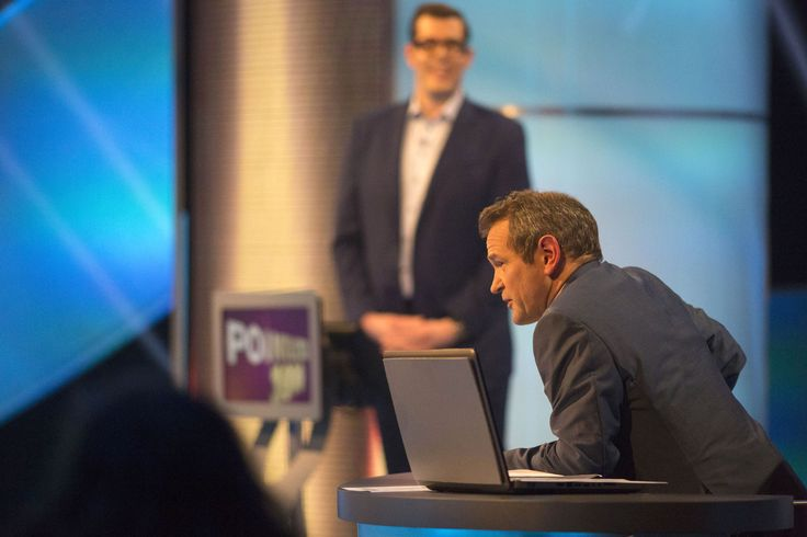 Richard Osman: why Pointless will never leave the BBC