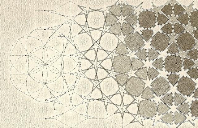 Stars / Sacred Geometry <3