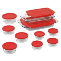 Pyrex 20-Piece Bake and Store Set