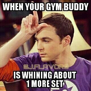 Nothing worse than a whiner!  Diet and Fitness Humor, Fitness Memes, Gym Memes, Fitness Addict, Gym Addict, Gym Life, Fit Life, Fit Girl, Fit Chick, Fitness Models, Abs, Legs, Squats, Burpees, Kettle Bells, Lunges, Bootcamp, Women's Fitness, Gold's Gym, Cardio, Running, Weight Watchers, 21 Day Fix, Beachbody, Jillian Micheals,  Weight Loss, Fat, Funny, Haha, Lol, LMAO, JK Commerce, Los Angeles, New York, Atlanta, Philadelphia, Washington DC, Miami, Houston, Toronto, Dallas