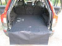 Чехол багажника Maxi для автомобилей Volvo XC90 (2003-),цвет чёрный TP-V2XC90-MAXI-BL