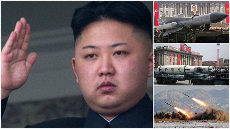 Liked on YouTube: Estas son las poderosas armas que Corea del Norte presumió ante Estados Unidos