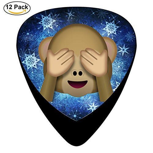 SeJI Monkey Face Emoji Facepalm Celluloid Guitar Picks Normcore Style Guitar Plectrums Accessories for Thin Medium Heavy Best Stocking Gift(12pc) SeJI Guitar Picks is a guitar accessories made by high quality celluloid Specification: 12 pieces (default 4 pieces for each size without special remarks) Gauge thickness:0.46mm/ 0.71mm/ 0.96mm for guitar thin medium heavy gauges https://skincare.boutiquecloset.com/product/seji-monkey-face-emoji-facepalm-celluloid-guitar-picks-normc
