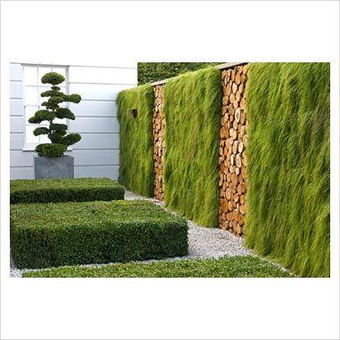 Vertical garden // Sim Flemons & John Warland