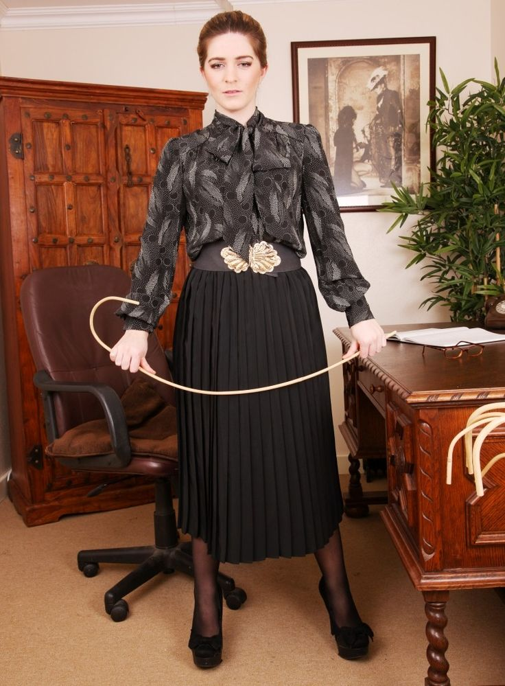 Popornst can governess lessons spank word