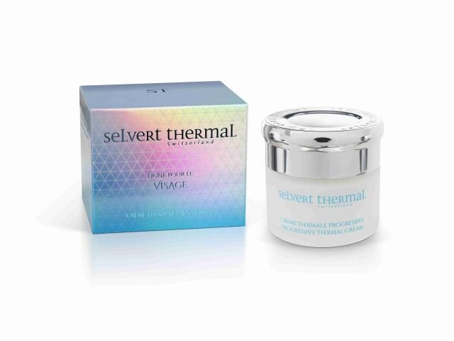 Progressive Thermal Cream - krém pro citlivou, normální a suchou pleť